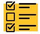 Vermeer Confidence Plus used checklist logo
