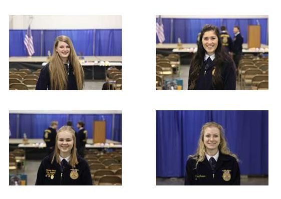 Recognizing 50 Years of Women in the FFA