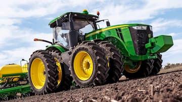 John Deere 8 Series Row Crop Tractor