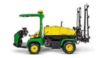 John Deere Utility Vehicle with Sprayer