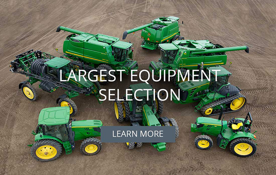 International Equipment Selection