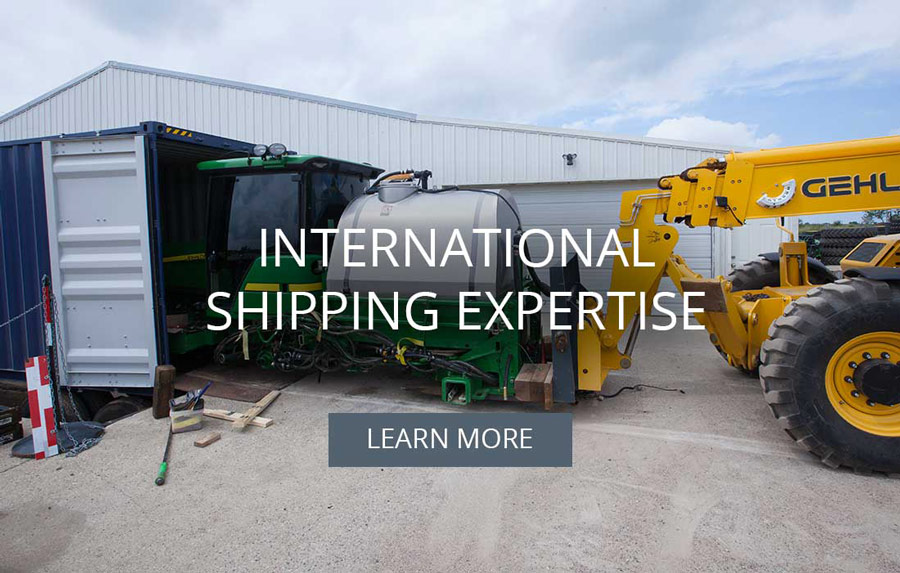International Shipping Expertise