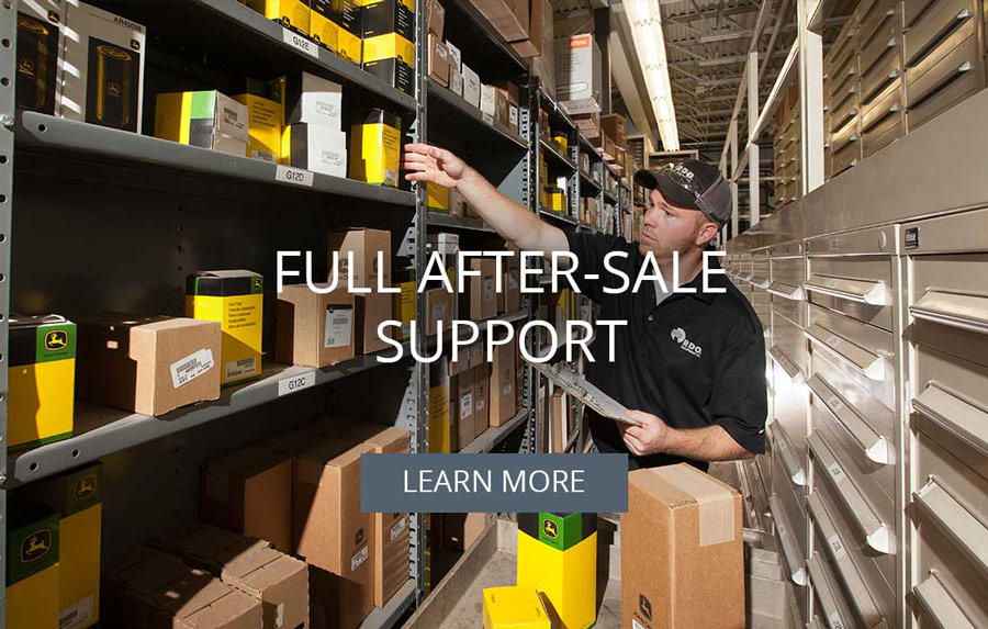 Full After-Sale Support