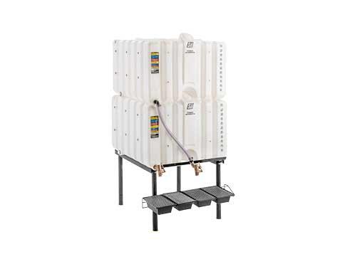 120/120 Cubetainer
