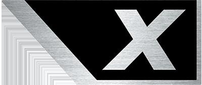 John Deere X-Series Performance Tier logo