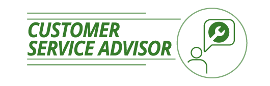 Customer Service Advisor RDO Logo