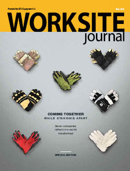John Deere Worksite Journal Fall 2020 Cover